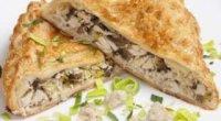 Рецепти приготування смачного закусочного пирога з м'ясом