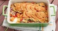 Овочева запіканка в духовці: рецепти з фото