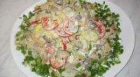 Смачний, ситний і оригінальний салат «Англійський»