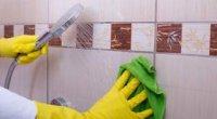 Як очистити плитку у ванній: поради господиням