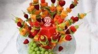 Дитячі салати: рецепти приготування святкових страв