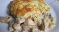 Курка з печерицями в духовці: оригінальне блюдо з доступних інгредієнтів