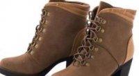 Жіночі черевики на шнурівці: правила правильного вибору