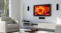 Телевізор на стіні: стильно, зручно, красиво