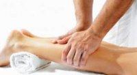 Розтягнення м'язів на нозі: як надати першу допомогу?
