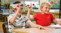 Гіперактивні діти в дитячому садку і школі