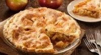 Пиріг з яблуками: покрокове приготування