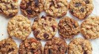 Печиво з вівсяних пластівців: рецепти