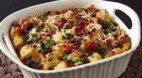 Салат з в'яленими помідорами: рецепти