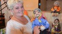 Покроковий майстер-клас по виготовленню ляльки з панчох