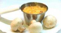 Як приготувати соус для жульєну з грибами та куркою