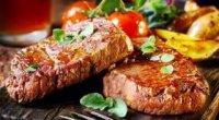 Стейк з яловичини на сковороді: як і скільки смажити?