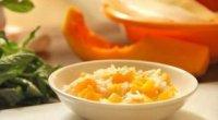 Рисова каша з гарбузом на молоці: рецепти