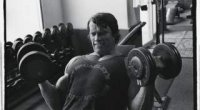 Жим Арнольда: техніка виконання
