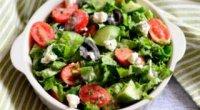Грецькі салати – виделки і ложки оближеш!
