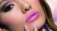 Макіяж в рожевих тонах – ніжність і жіночність образу