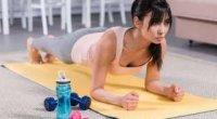 Сушка живота для дівчат в домашніх умовах — дієта і вправи