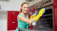 Як очистити духовку від нагару і жиру: побутова хімія, народні засоби і самоочищення