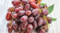 Червоний виноград – калорійність, корисні властивості та протипоказання