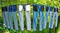 Як швидко висушити джинси після прання без праски та фену