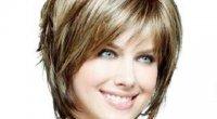 Каскад на коротке волосся: фото, варіанти стрижки