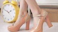 Як правильно доглядати за лакованими туфлями