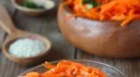 Корисні властивості і калорійність моркви по-корейськи