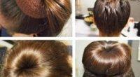Гумка для пучка: пристосування для створення красивої і елегантної зачіски