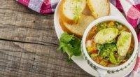 Суп з картопляними галушками – покрокові рецепти