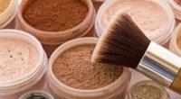 Мінеральна пудра для проблемної шкіри: марки та відгуки