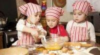 Готуємо з дітьми за простими рецептами