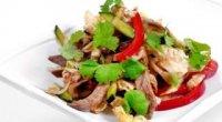 Гамма унікальних смаків: вчимося готувати тайський салат з яловичиною