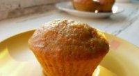 Морквяні мафіни – рецепт дієтичних пісних кексів