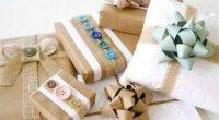 Сам собі чарівник: ідеї стильних упаковок новорічних подарунків