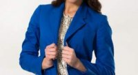 Синій піджак: з чим його можна носити