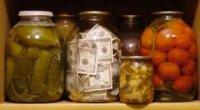 Чи вмієте ви ховати гроші? Шукаємо місце для схованки