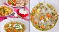 Суп із зеленого консервованого горошку: рецепти