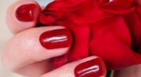 Манікюр з червоним лаком: яскрава класика для стильних жінок