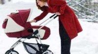 Скільки гуляти з дитиною взимку і як одягати