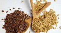 Борошно з насіння льону: користь і шкода