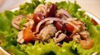 Салат з свинячого або яловичого легкого – рецепт поживної страви
