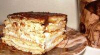Торт без випічки і сметани – швидко і смачно!
