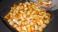 Салат «Обжорка» з куркою і грибами: рецепти з фото