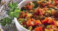 Рецепти овочевого рагу з баклажанами