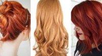 Відтінки рудого кольору волосся кому йдуть?