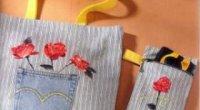 Як зшити сумку з фетру і джинсову сумку для дівчинки своїми руками?