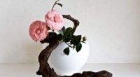 Ікебана в інтер'єрі: квіткова філософія Сходу