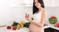 Яким має бути харчування вагітної жінки перед пологами