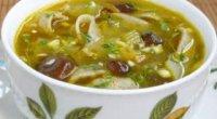 Особливості приготування супу та інших страв із заморожених опеньків