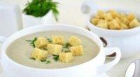Суп-пюре з картоплі з грінками: готуємо на будь-який смак!